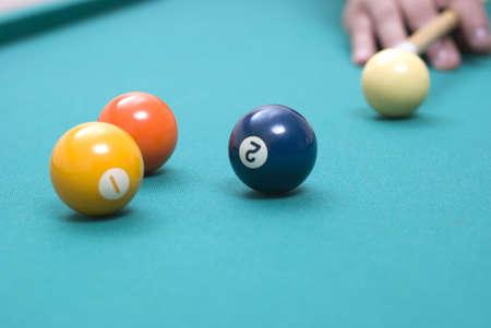 Billiard balls composition usefuk for your designs