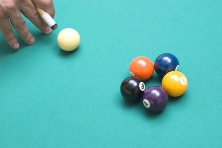 poolball: Billiard balls composition usefuk for your designs