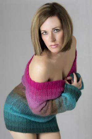 A Sexy mature woman ( 40s )