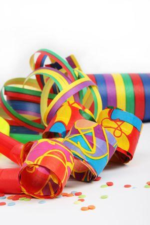 Karneval, Party, Dekoration Lizenzfreie Bilder - 6196552