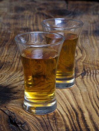 Rum in glass Stock Photo - 15256557