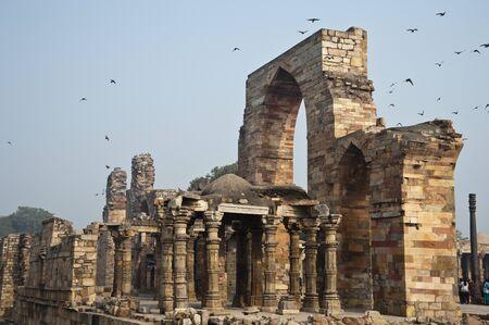 quitab: Qutub Minar, New Delhi, India