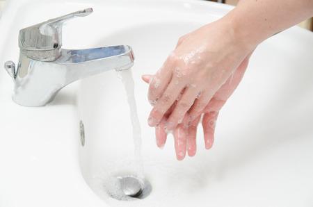 lavandose las manos: lavarse las manos