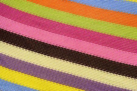 tejido de lana: Modelo de la tela de lana de ganchillo se puede usar como fondo de pantalla Foto de archivo