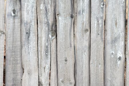 paling: Old rough wooden fence as textured background