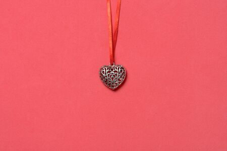 scattered in heart shaped: Heart shaped decoration