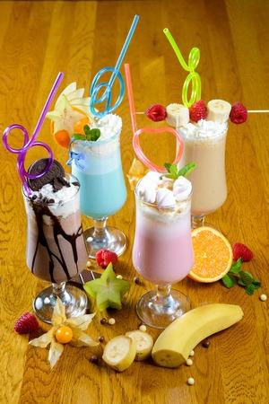 phisalis: Sweet Fruit cocktails