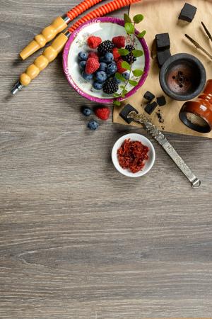 Berry waterpijp set