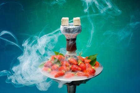 Strawberry aroma hookah