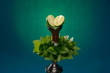 フルーツの香りの水ギセル 写真素材