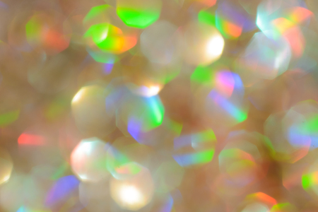 glitters out of focus 写真素材