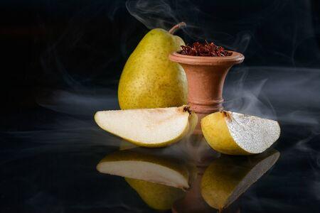 Fragrant pear tobacco