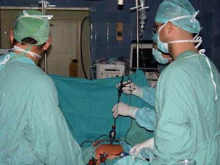 surgeron:                     operation