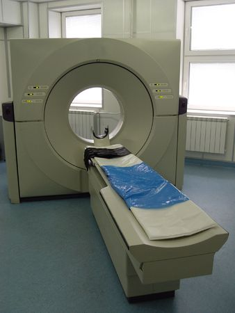 tomograph tunnel Stock Photo - 517957
