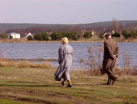 walking photo