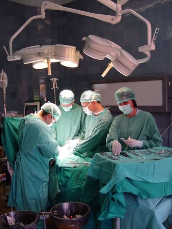 operation in hospital Stock Photo - 706786