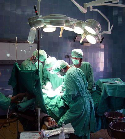 operation in hospital Stock Photo - 706782