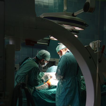 operation in hospital Stock Photo - 706779