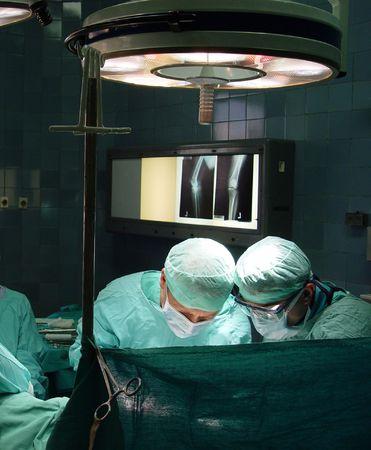 operation in hospital Stock Photo - 706778