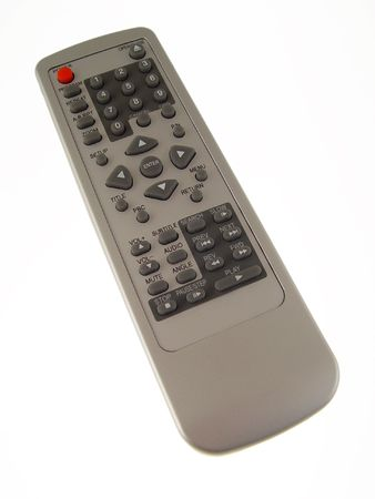 tv remotes: pilot tv isolated