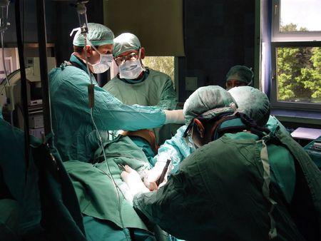 hmo: Chirurgo  Archivio Fotografico