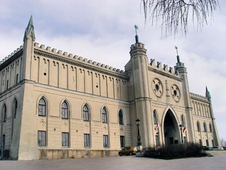 castle of Lublin - Poland