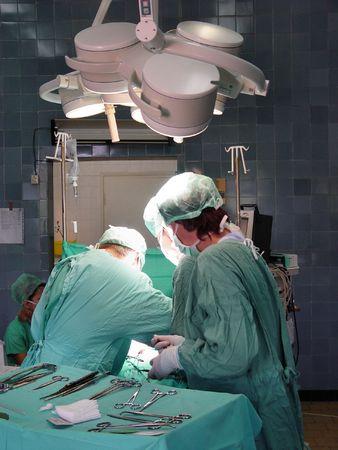 surgeons Stock Photo - 988867