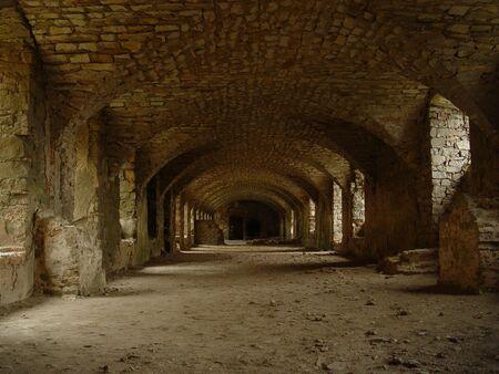 castle tunnel photo
