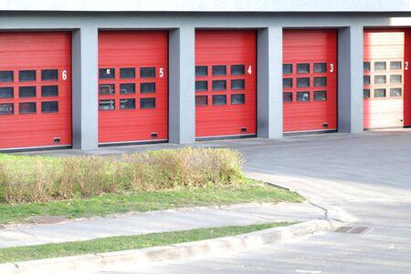 garage door Stock Photo - 2891718