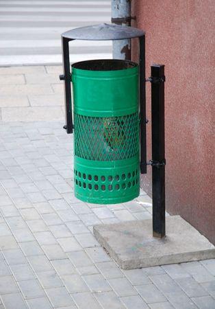 trashcan Stock Photo - 3642583