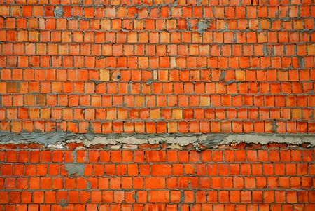 abstract close-up brick wall background Stock Photo - 3660575