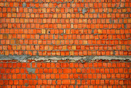 abstract close-up brick wall background Stock Photo - 3660575