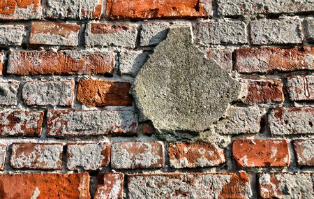 old stone wall pattern natural surface  photo