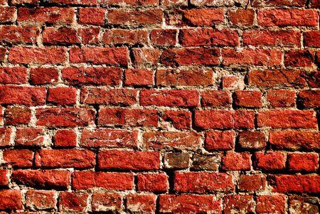 abstract close - up brick wall background  Stock Photo - 6543035
