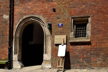 collegium: Medieval Jagiellonian University, Collegium Maius, Cracow, Poland