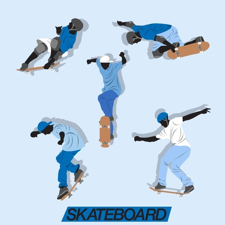 skateboard style collection