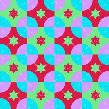 Religion symbol pattern Stock Vector - 18002016