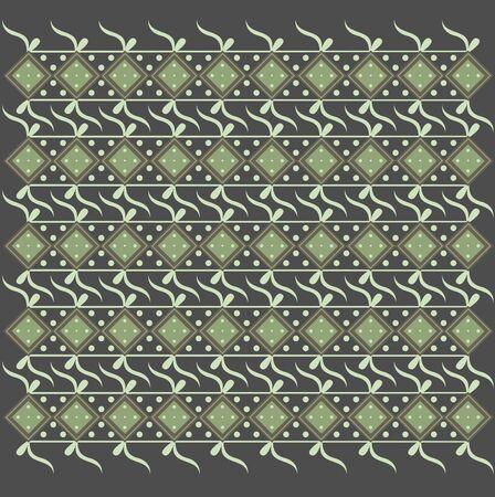 javanese: Traditional Javanese Pattern