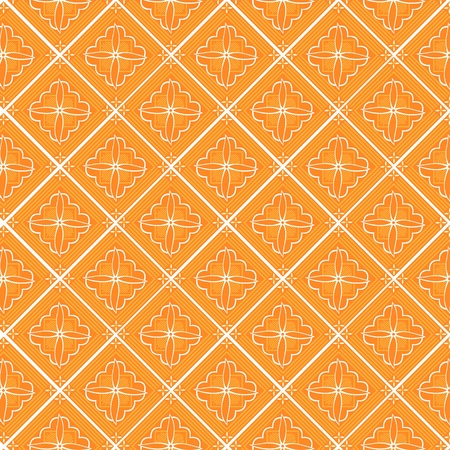 Traditional Javanese Pattern 15 Stock Vector - 18251668