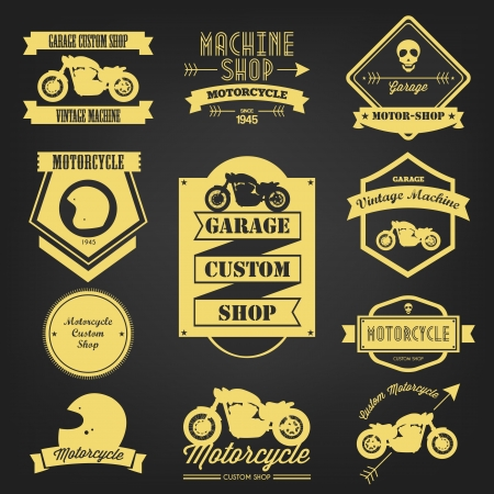 Premium Barbershop Vintage Label Vector