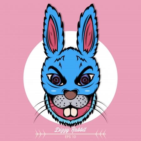 어지러운 토끼