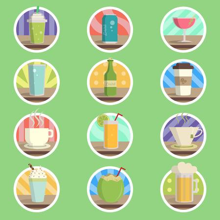 Drink Menu  Icons