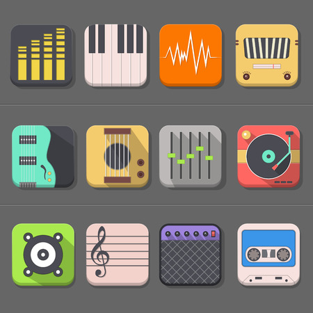 cassette tape: High Quality Audio Icon
