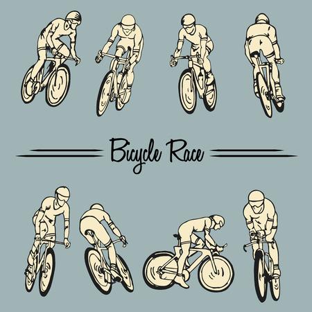 bicycle race: Bicycle Race