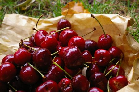 suppertime: Sweet Cherries