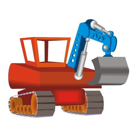 excavation: excavation machine