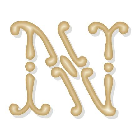 codex: letter n