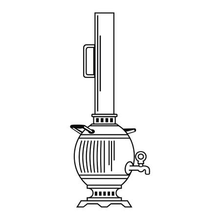 samovar: samovar Illustration