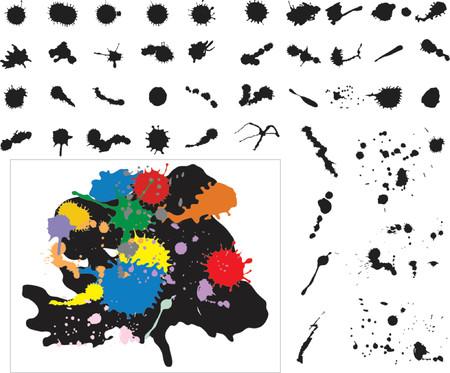 stroking: Bloots design vector illustration Illustration