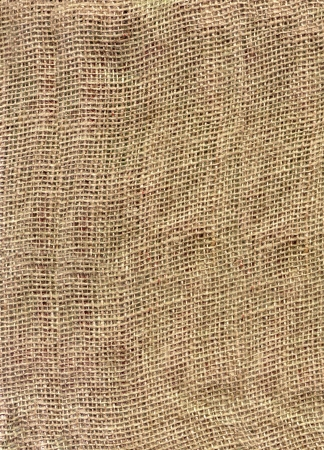 Big HQ burlap texture Stock Photo